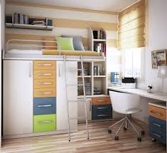 Best Loft Bed With Closet Underneath Loft Bed With Closet