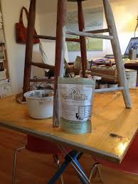 Pen & Hive: Updating An Antique High Chair With An Old ...