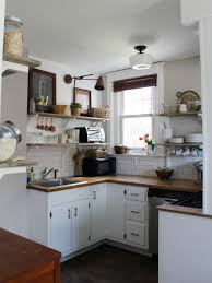 Small Galley Kitchen Ideas On A Budget by Before And After Kitchen Remodels On A Budget Hgtv