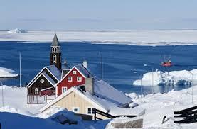 luisant cap monde arctique la vie en nord radio intensité