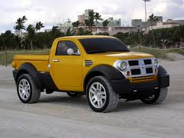 100 Diesel Small Truck Rewind Dodge M80 Concept Should Ram Build A Compact