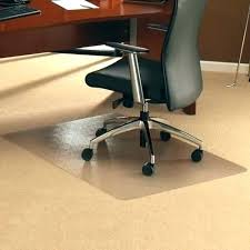Computer Floor Mat Office Mats For Rolling Chairs Inspiring Plastic Desk Chair Home