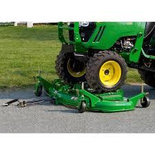 John Deere 1025r Mower Deck Adjustment by John Deere 62