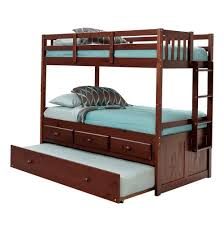 twin over queen bunk bed ikea spillo caves