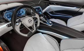 2017 Nissan Maxima interior Auto SUV 2018