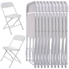 party folding chairs ebay