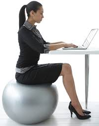 Yoga Ball Office Chair Amazon by Yoga Ball Chairs Balance Ball For Stability Guide U0026 Review