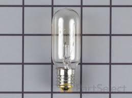 ge wb36x10003 light bulb 40w 130v partselect
