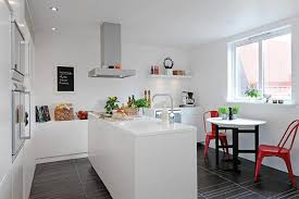 Attractive Minimalist Kitchen Design For Apartments Lovely Renovation Ideas With