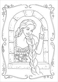 Mindblowing Free Barbie Coloring Page For You