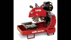 Mk Tile Saw Home Depot by Mk Diamond 153203 Mk 1080 1 1 2 Horsepower 10 Inch Brick Paver Saw