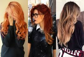 Main Hair Color Trends 2017 Summer