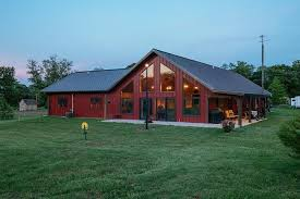 104 Homes Made Of Steel Metal Buildings With Living Quarters Advantages And Disadvantages