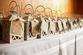 Rustic Themed Wedding Favors Ideas For