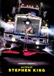 100 Trucks Stephen King Maximum Overdrive USA 1986 HORRORPEDIA