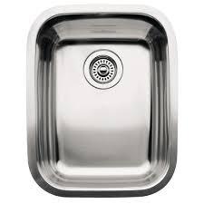 Kohler Sink Strainer Stainless Steel by Kohler Undertone Undercounter Stainless Steel 16 In Single Bowl