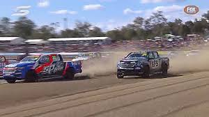 Australian Racing Series Attempts To Send Truck Parts Into Low Orbit ...