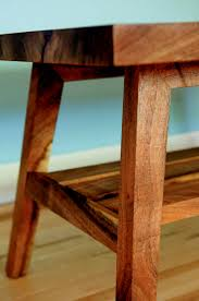 how to build a modern coffee table from scratch man made diy