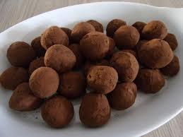 cuisine facile a faire truffes au chocolat facile à faire la p tite cuisine de sybille