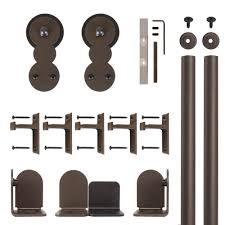 Quiet Glide Circles Oil Rubbed Bronze Rolling Door Hardware Kit ... Quiet Glide 36 In X 81 Top Mount Style Ponderosa Pine 3 2 Satin Nickel Sliding Door Latch And 96 H 16 W Unfinished Walnut Ladderqg6008wa Hammered Antique Brass Rolling Hook Ladder Hdware Black Round Single Fniture Kit Nt1400w08 Strap Barn 138 214 Dome Center Floor Guide Swivel For 20 7 878 Dually Roller How To Assemble A Rta Youtube Long New Age Rust Wall Rail Bracketqg20109 Bedroom