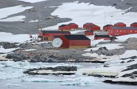 104 Antarctica House Tilt Shift Photography Red S Body Water Argentinian Station South Pole Architecture Architecture Design Pxfuel