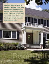 Certainteed Ceilings Comparison Tool by Certain Teed Insulated Siding Brochure