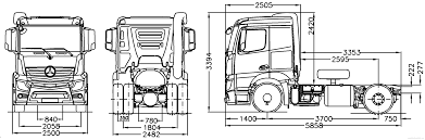 Blueprints > Trucks > Mercedes-Benz > Mercedes-Benz Actros 4x2 Semi ... This Semitruck Didnt Heed The Height Limit Imgur Standard Semi Trailer Height Inexpensive 40 Ton Lowboy Trailers For Schmitz Boxinrikhojddomesticheighttkk640 Box Body Semi Rr Air Hitch Titan Truck Company 2015 Brand 20ft 40ft 37 Heavy Vehicle Mass Dimension And Loading National Regulation Nsw Motor Dimeions Cab Sizes New Car Updates 1920 Anheerbusch Orders Tesla Trucks Wsj Vehicles Schwarzmller Double Deck