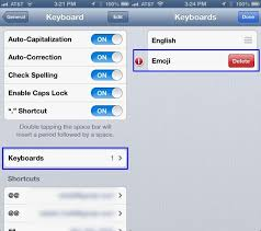 Mastering The iOS Keyboard Enable And Disable Emoji [iOS Tips