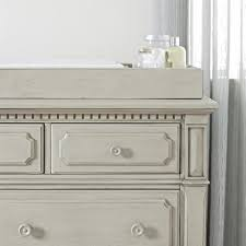 Babies R Us Dresser Topper by Bertini Graceland 4 In 1 Convertible Crib Gray Satin Babies