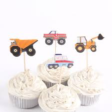 24 Pcs/lot Car Theme Party Supplies Cartoon Car Cupcake Toppers Pick ... Monster Truck Cupcake Toppers Wrappers Etsy Blaze And The Machines Edible Image Cake Topper Amazoncom Monster Toppers Party Krown 24 Jam Rings Cupcake Toppers Cake Birthday Party Favors Truck Mudslinger Boys Birthday Party Cupcake Wrappers And Easy Cakes Ideas Classic Style Decoration Little Birthday Personalised Icing Gravedigger Byrdie Girl Custom