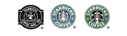 Starbucks Coffee Evolution And History Of 40 Corporate Logos