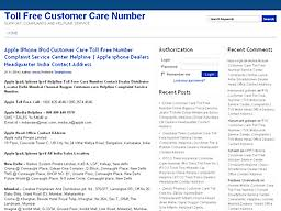 Toll Free Customer Care Number