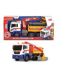 100 Action Truck Shop Dickie Toys Air Pump Utility Online In Dubai Abu