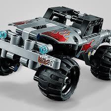 100 Lego Technic Monster Truck LEGO Getaway 42090 Target