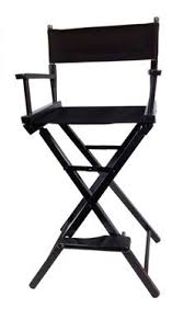 Professional Tall Folding Directors Chair by Use As Bar Stools Much More Affordable Than Other Kinds And More