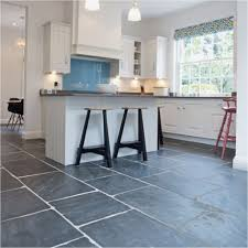 Slate Floor Kitchen Elegant The Super Unbelievable Kitchens With Floors F