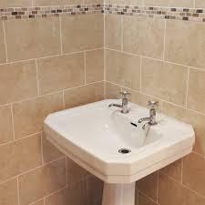 Beige Bathroom Tile Ideas by Johnson Ceramic Tiles Gallery Tile Flooring Design Ideas