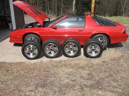 1986 Chevrolet Camaro - Classic Car - Philipsburg, PA 16866