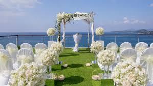 100 Cape Sienna Villas Phuket Gourmet Hotel Ceremony Venues