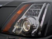 how to install replace change headlight and bulb cadillac cts 03