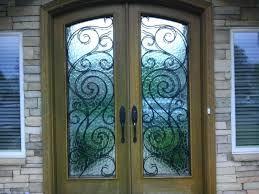Menards Sliding Glass Door Handle by Glass Films For Doors Gallery Doors Design Ideas