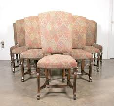 FRENCH LOUIS XIV STYLE DINING CHAIRS