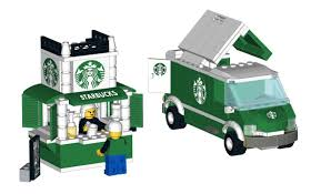 Custom Stickers Starbucks LEGO Stand Food Truck Modular Instructions ... Amazoncom Lego Juniors Garbage Truck 10680 Toys Games Wilko Blox Dump Medium Set Toy Story Soldiers Jeep Itructions 30071 Rees Building 271 Pieces Used Good Shape 1800868533 For City 60118 Youtube Ming Semi Lego M_longers Creations Man Tgs 8x4 With Trailer Truck At Brickitructionscom Police Best Resource 6447