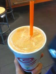 Pumpkin Smash Jamba Juice by Shlushies Archive Just Desserts Nyc