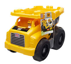 Buy Mega Bloks Cat Large Dump Truck, Multi Color Online At Low ... Buy Mega Bloks Cat Large Vehicle Dump Truck In Cheap Price On 3 In 1 Ride On Man Christmas 27pc Cat Toy Set Stage Stores 12 Bsp Amazoncom Caterpillar Constructor Toys Games Lil Cnd88 From 2349 Nextag Mb Truck Platform Bx9 Factcool Bloks Push Along And Sitride Toy Articulated Trade Me
