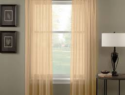 Yellow Dotted Swiss Curtains by Curtains Deerhurst Residence By Shaun Lockyer Architect Short
