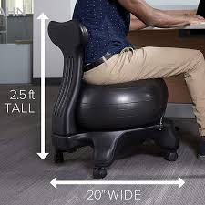 Best Balance Ball Chairs For Tall People   People Living Tall Weighted Yoga Ball Chair For Kids Adults Up 5 6 Tall Classic Balance Rizzoo Styling Gaiam Backless Pvc Purple Safco Home Office Meeting Gathering Zenergy Black Vinyl Neweggcom Amazoncom Fdp Rectangle Activity School And Table Ficamesitop Page 71 24 Hour Office Chair Inexpensive Top Best Exercise Balls Reviews Youtube Pibbs 3447 Cosmo Threading Hot Item Half Armrest Leather Fabric Parts Swivel Base