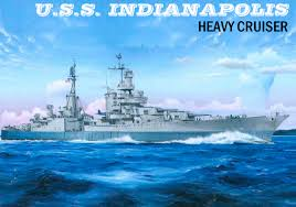 bob lemke s blog jaws inspired u s s indianapolis rails sails custom