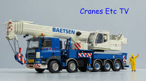 WSI Tadano HK 70 Truck Mounted Crane 'Baetsen' By Cranes Etc TV ...