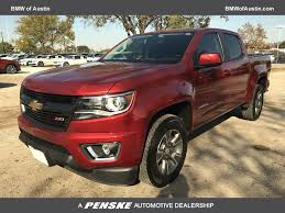 100 Used Trucks For Sale In Austin Tx 2016 Chevrolet Colorado Z71 Truck Crew Cab Not Specified For